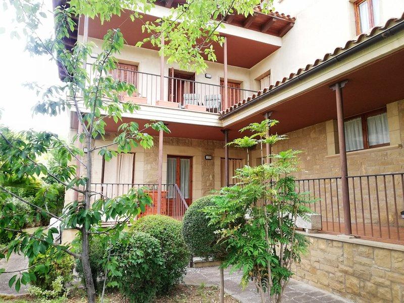 Casa rural La Era de San Juan, holiday rental in Ejea de los Caballeros