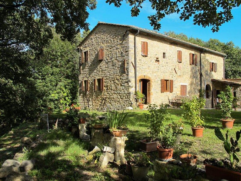 Podere Calmaino (VOL170), vakantiewoning in Ulignano
