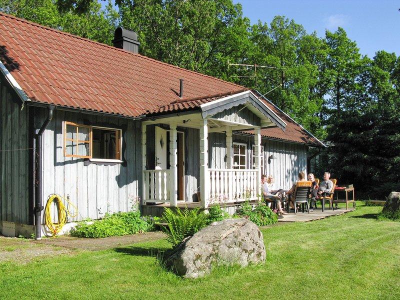 Ängasjö (VGT146), casa vacanza a Overlida