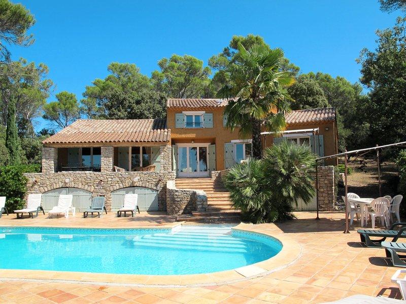 La Rabasse (ENT110), holiday rental in Entrecasteaux