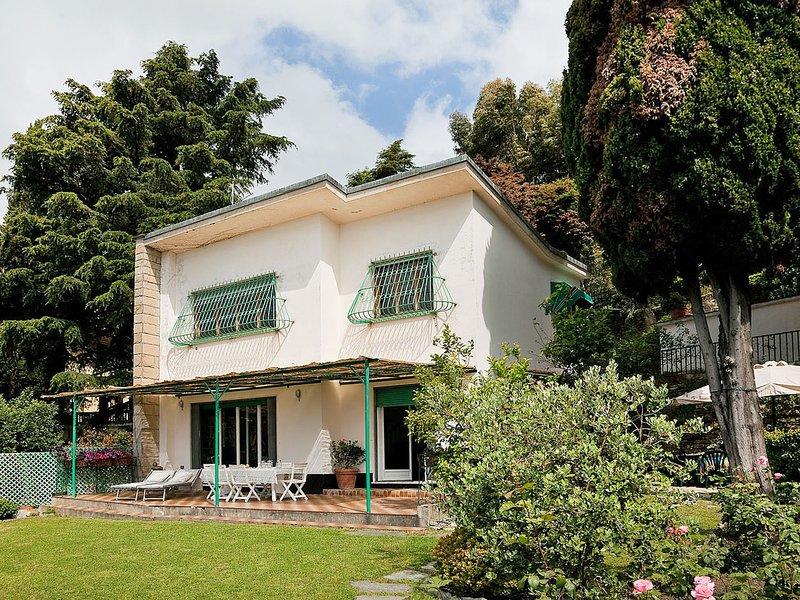 Villa Poc (RAP150), casa vacanza a Rapallo