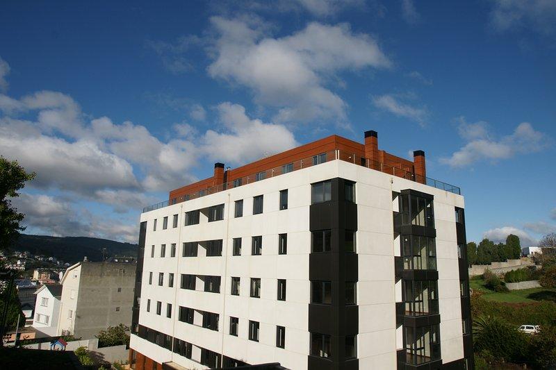 Fachada Exterior Residencial Las Palomas.