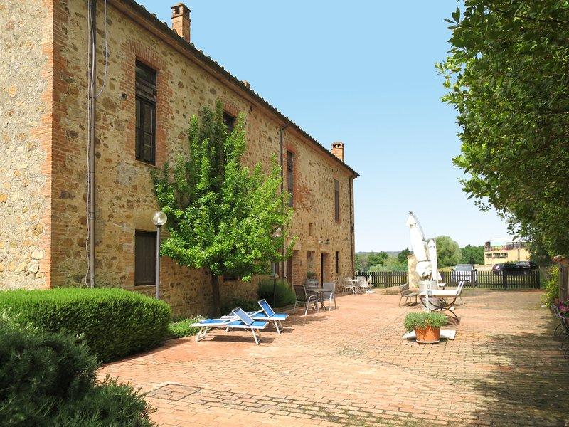 Violapo al Castello (PGA105), casa vacanza a Monte Antico