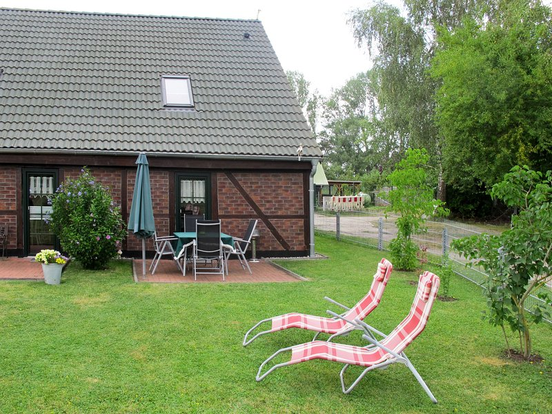 Kiebitz (UMZ115), holiday rental in Klausdorf