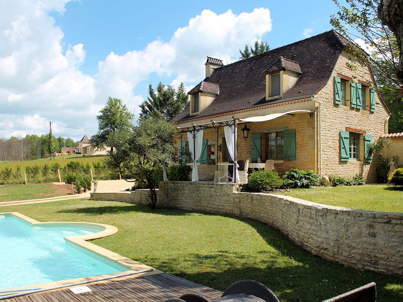 La Chaumière (PCX200), casa vacanza a Prats-de-Carlux