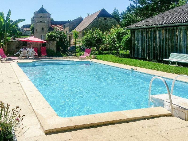 Le Mas de Serre (MEC400), holiday rental in Nuzejouls