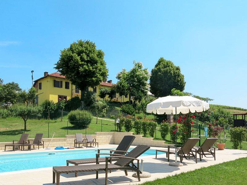 Agriturismo I Tre Tigli (AST160), vacation rental in Cantarana