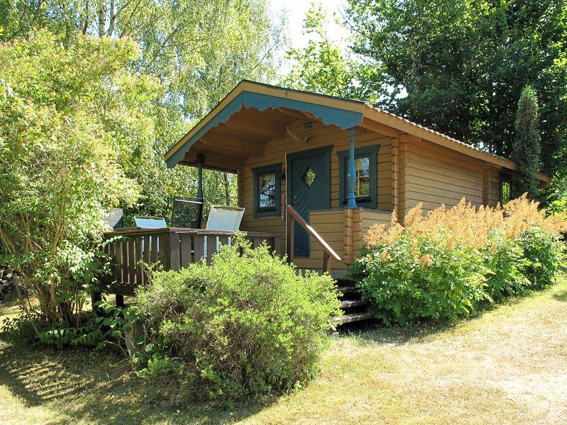 Långasjönäs (BLE105), location de vacances à Kyrkhult