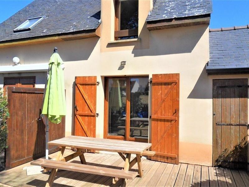 Maisonnette 5 personnes avec piscine commune, à 500 mètres de la plage, location de vacances à Le Pouldu