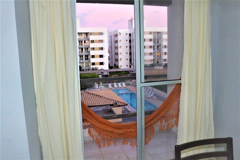 Flat by the Aruana beach, Aracaju - Apê pertinho da praia de Aruana, Aracaju, casa vacanza a Aracaju
