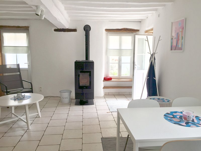 La petite maison Thury-Harcourt, Calvados, vacation rental in La Villette