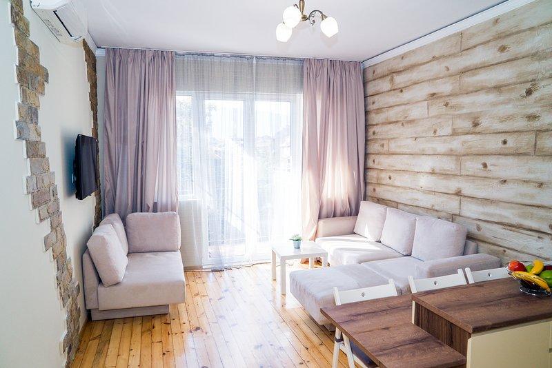 Sofia Central Luxury Apartment, aluguéis de temporada em Sófia