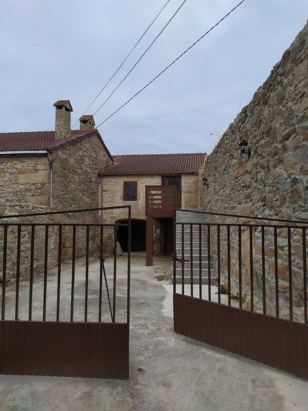Casa do Boedo, vacation rental in A Ponte do Porto