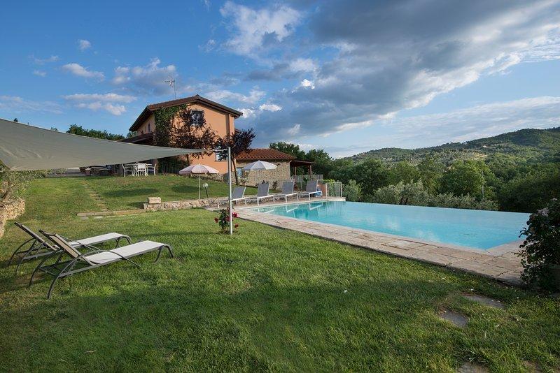 Villa Meraviglia, aluguéis de temporada em Monte San Savino