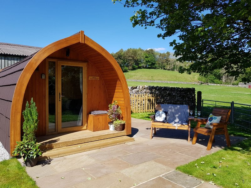Pen-y-ghent Glamping Pod - Ribblesdale Pods, casa vacanza a Horton-in-Ribblesdale
