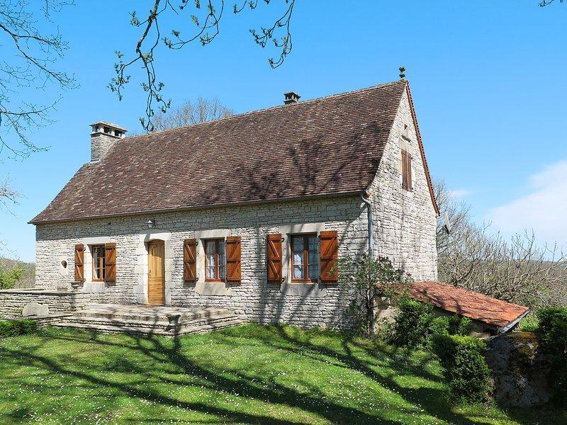 La Bergerie de Durand (SAH400), holiday rental in Reilhaguet