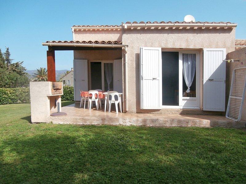 La Pinede (SAG171), holiday rental in Sagone