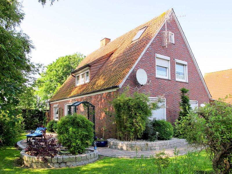 Haus am See, casa vacanza a Wangerland