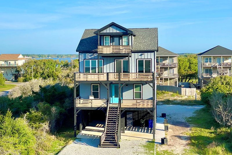 Porpoise Place 27, vacation rental in Sneads Ferry