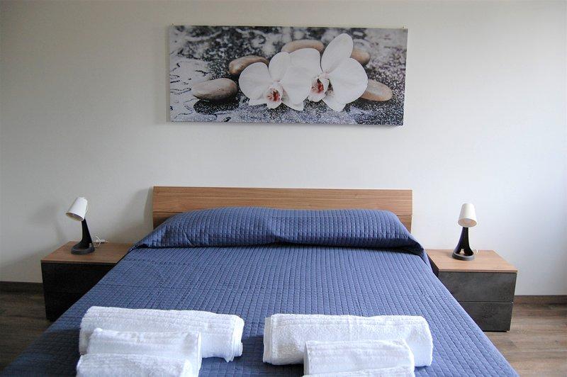 Locaz. Turistica Elite Parco Brentelle- Appartamento Mantegna, vakantiewoning in Rubano