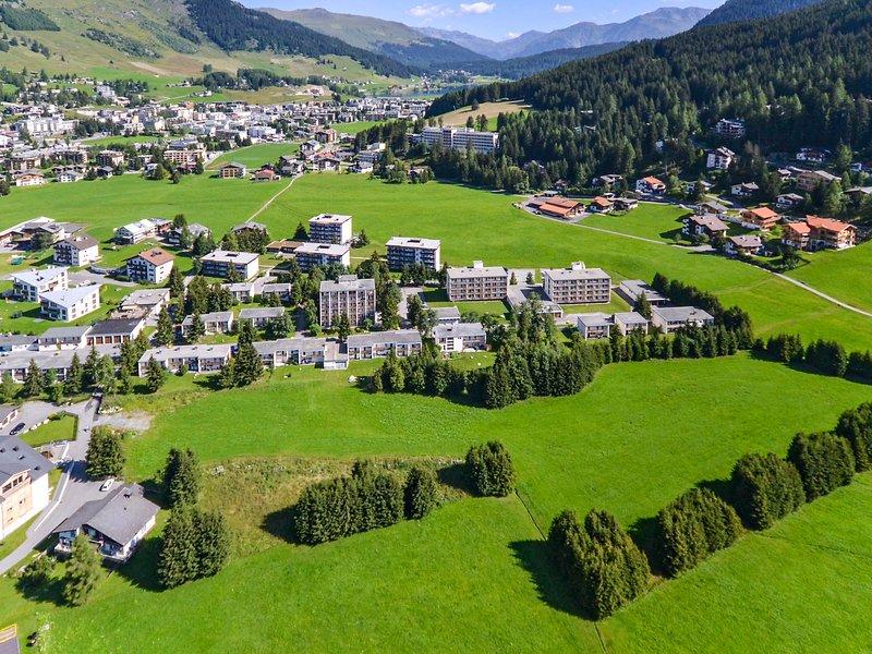 Privates Superior Haus, holiday rental in Davos