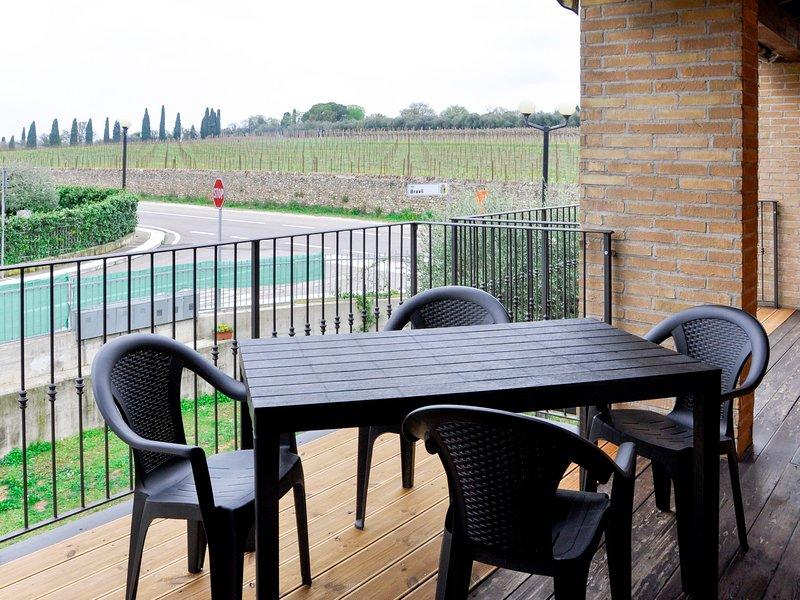 Berto (LAZ610), holiday rental in Ronchi
