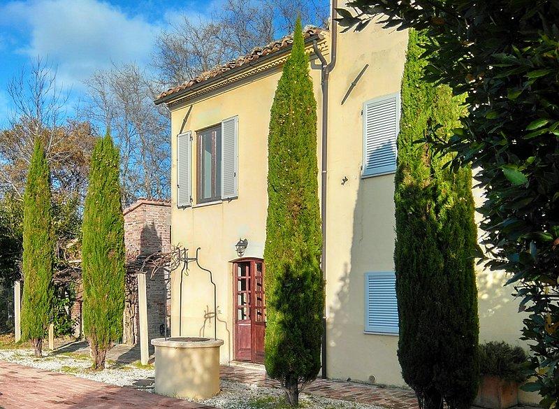 Casa Etta, Ferienwohnung in Penna San Giovanni