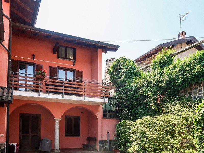 Monte San Giulio (ORA235), vacation rental in Quarona