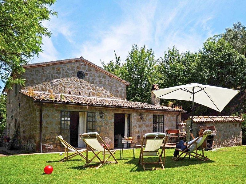 Casale Fontanamancina (ORV110), aluguéis de temporada em Castiglione in Teverina