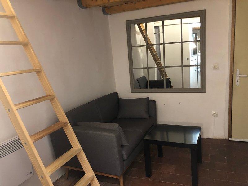 charmant studio au coeur historique d'Aix, aluguéis de temporada em Aix-en-Provence