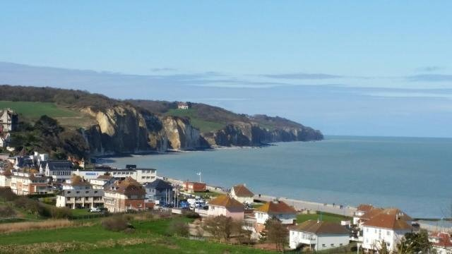 La Plage en Normandie, holiday rental in Varengeville-sur-Mer