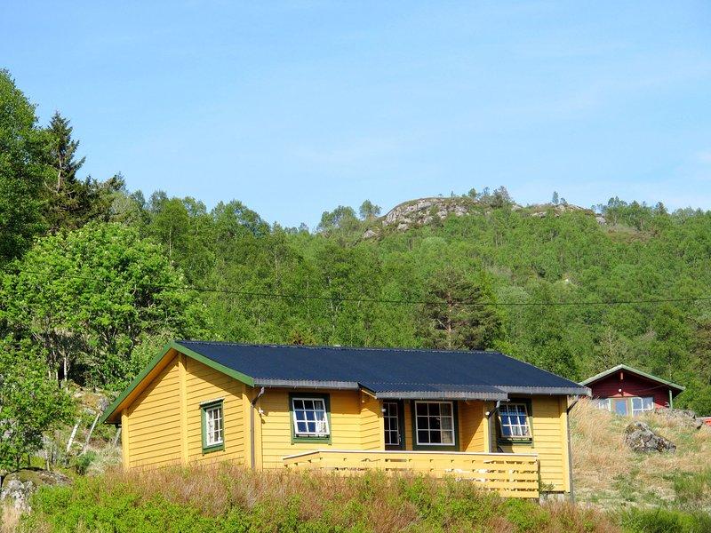 OL-Hytten (FJH625), holiday rental in Eikelandsosen