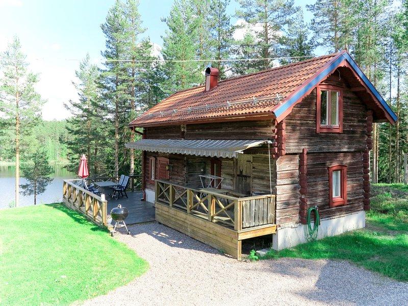 Nedre Gärdsjö (DAN085), location de vacances à Furudal