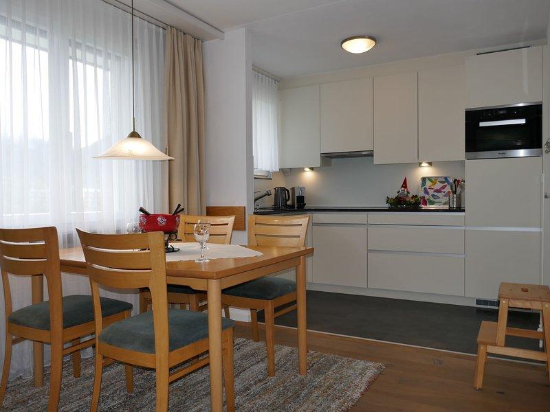 Attika Wohnung Allod Park, vacation rental in Davos Platz