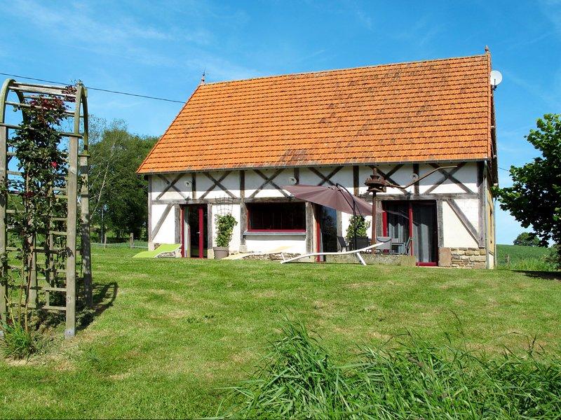 Le Pressoir (CHD400), vacation rental in Brecey