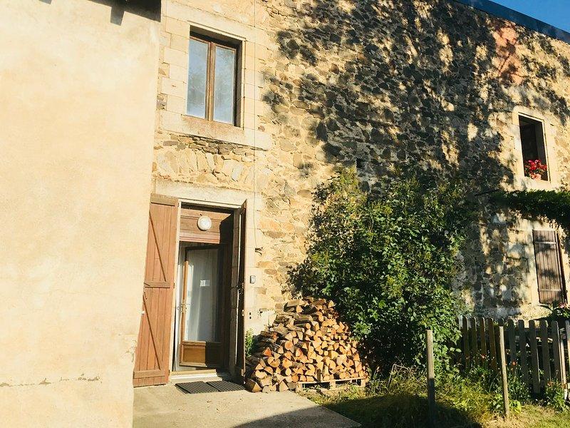 Duplex au cœur cité historique Vauban UNESCO, holiday rental in Fontpedrouse