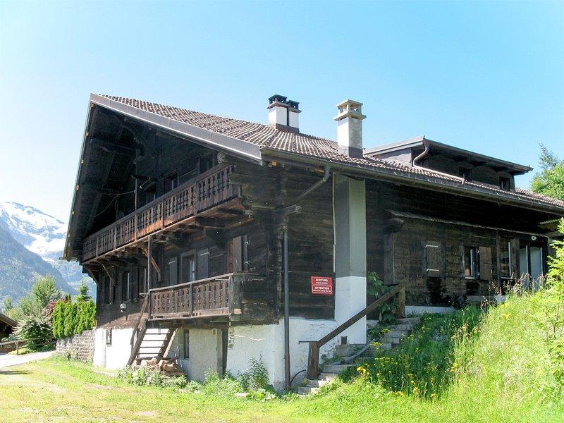 Chalet Anthamatten, holiday rental in Troistorrents