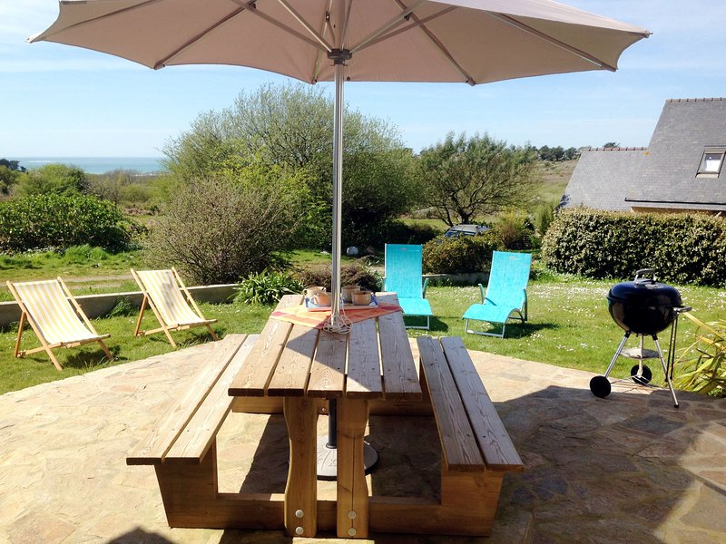 Saint Hernot (CZN145), vacation rental in Morgat