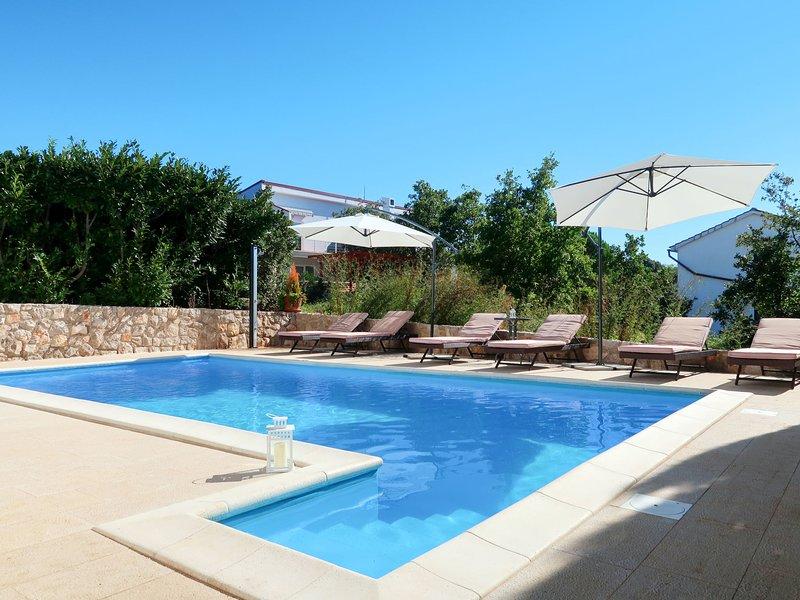 Ruza (KRK114), vacation rental in Njivice