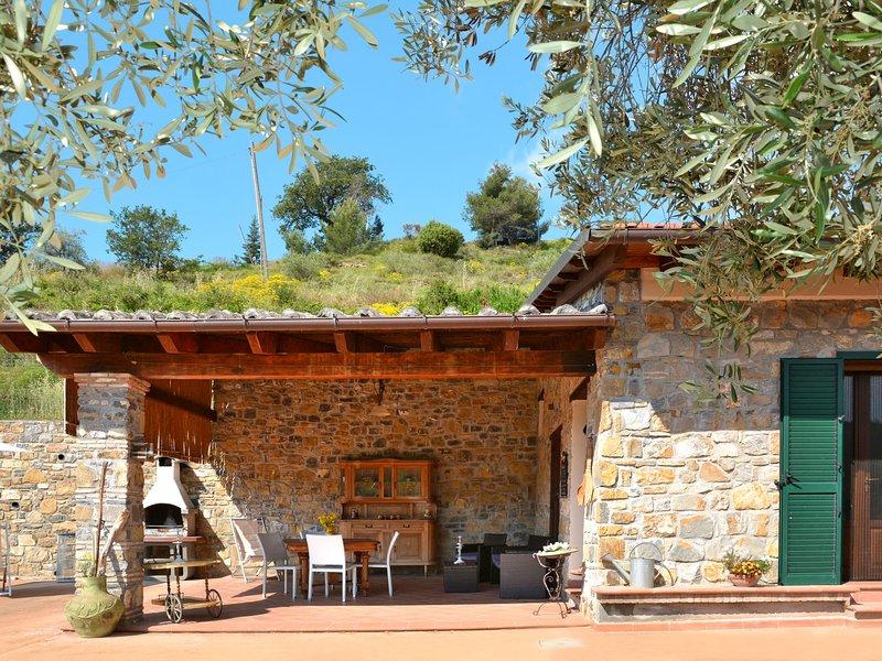 Villa Matisse (SLR140), location de vacances à Lingueglietta