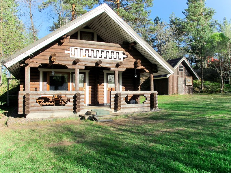 Ahven (FIT078), vacation rental in Luopioinen