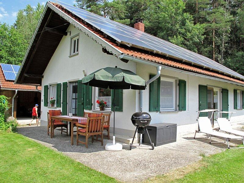 Haberlsäge (NKH150), holiday rental in Klatovy