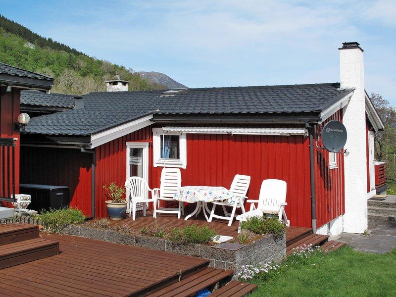 Wang (FJS652), location de vacances à Svelgen