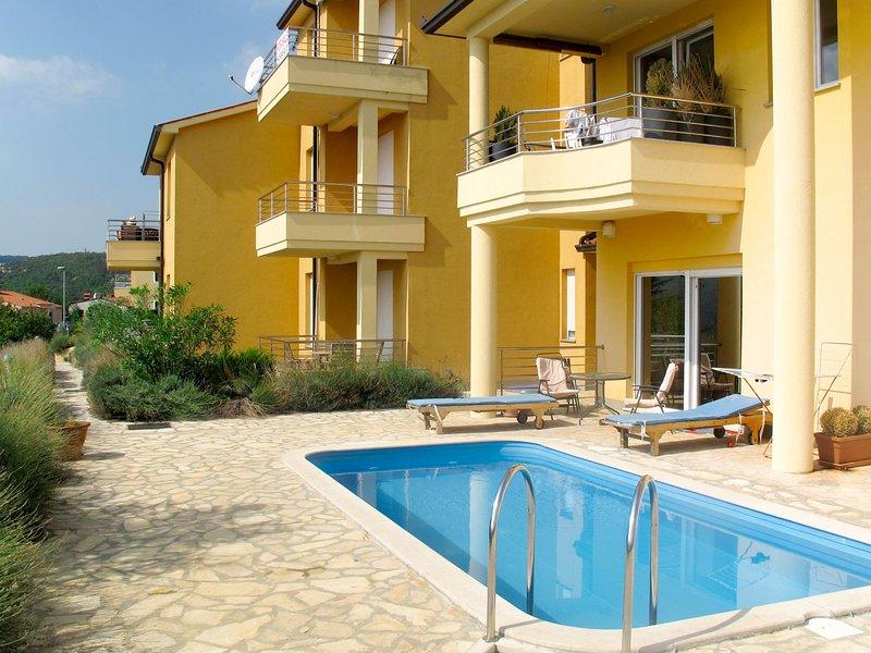 Magnolia (RAC167), vacation rental in Rabac