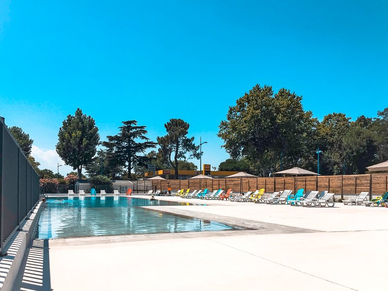 Camping La Plage (AGL272), casa vacanza a Plage d'Argeles
