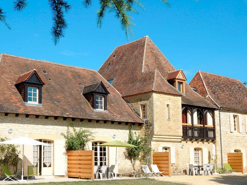 Le Clos des Rives (SCO102), holiday rental in Saint-Germain de Belves