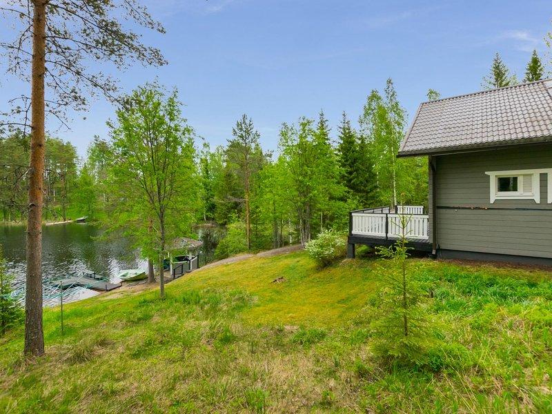 Kiikkukallio, aluguéis de temporada em Suonenjoki