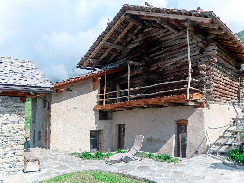 Rascard, casa vacanza a Chambave