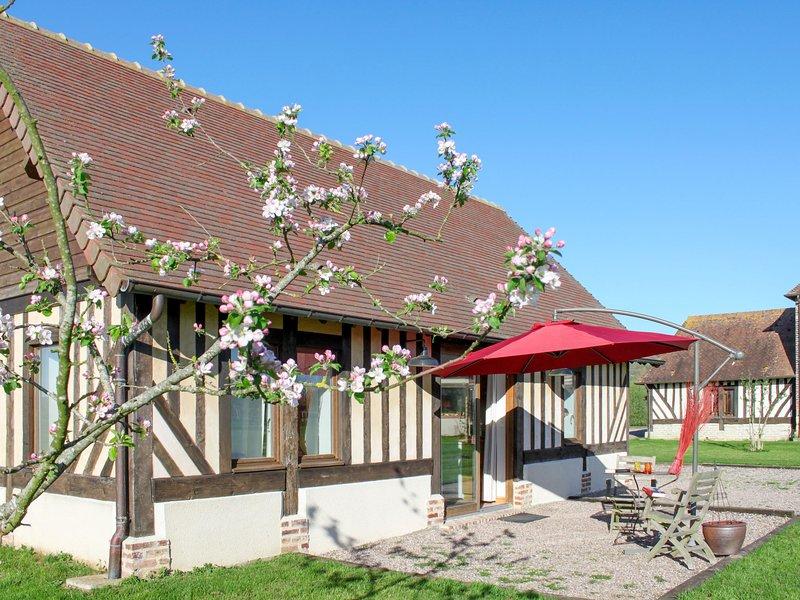 La Prairie (CRB400), vacation rental in Bonnebosq