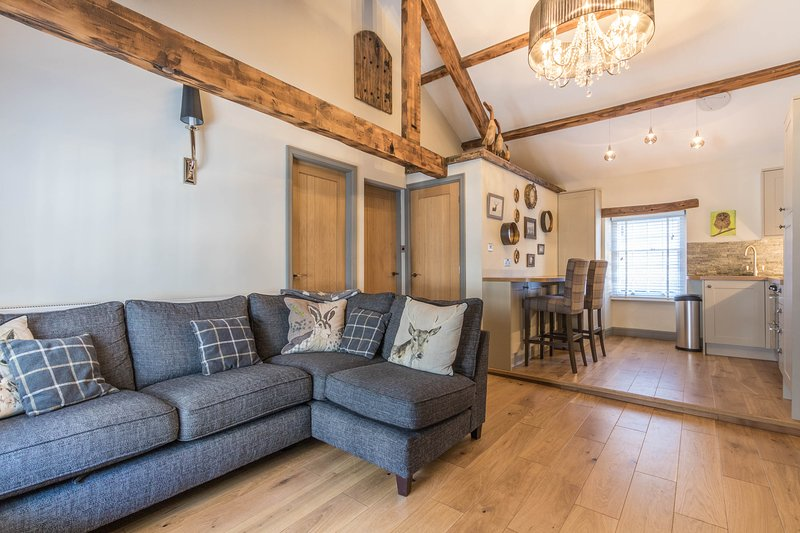 The Old Hay Loft Holiday Apartment – semesterbostad i Kirkby Lonsdale